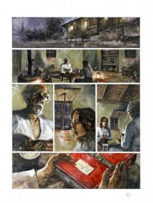 """Le Manuscrit Interdit Vol.2"" – Tavola 43"