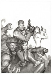 Secret Avengers #13 – Copertina
