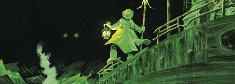 "Kraken – Bruno Cannucciari si ""immerge"" nel Graphic Novel"