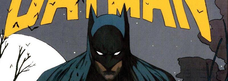 "Batman ""Oscurità e Luce"""