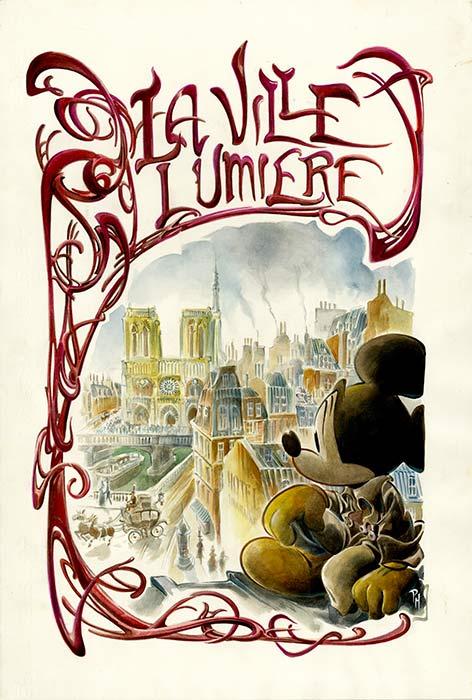 foto de La Ville Lumiere Cart Gallery